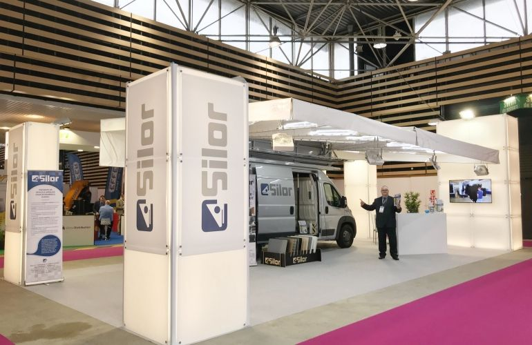 Silor present at Solutrans 2017 in Lyon