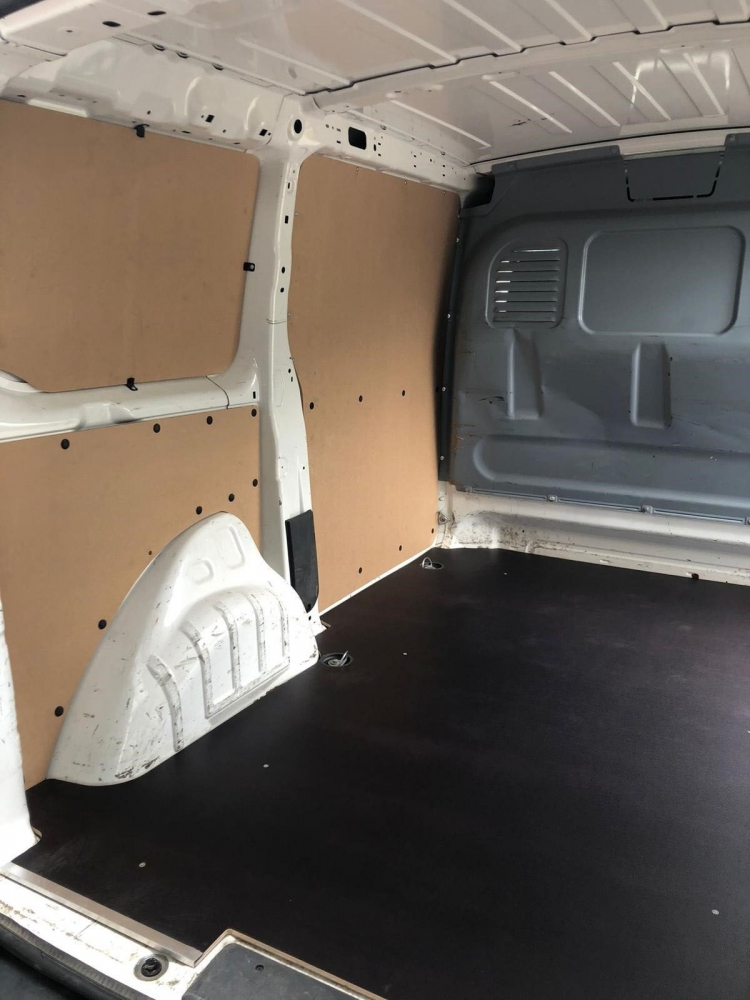 Fiat Scudo equipped with Silor Kits